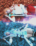 Yuuki Asuna (Sword Art Online) cosplay