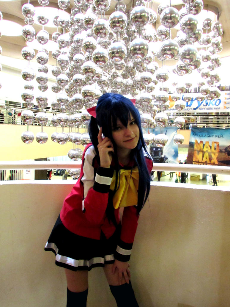 Cadena de cosplayers Wendy_marvell__edolas_clothes__cosplay_by_anitramnoriko-d8mfxxp