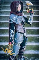 Demon Huter (Diablo III) cosplay by AnitramNoriko