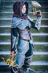 Demon Huter (Diablo III) cosplay