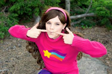 Mabel Pines (Gravity Falls) cosplay by AnitramNoriko