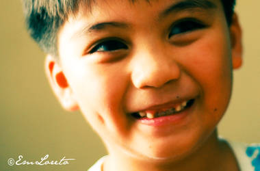 Smile by emmallaine
