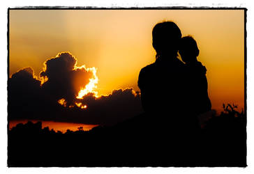 sunset story 4 by emmallaine