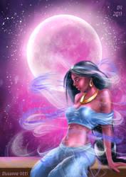 Jasmine by giuseppevitti