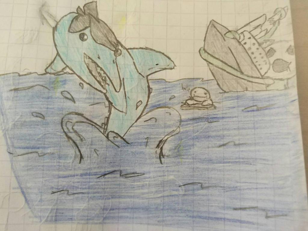 Dolphin Jaiden  by Omer100