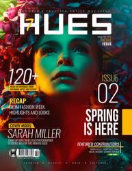 7Hues Magazine - Issue 02 vol. 1