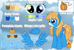 My Ponysona: Pumpkin cloud
