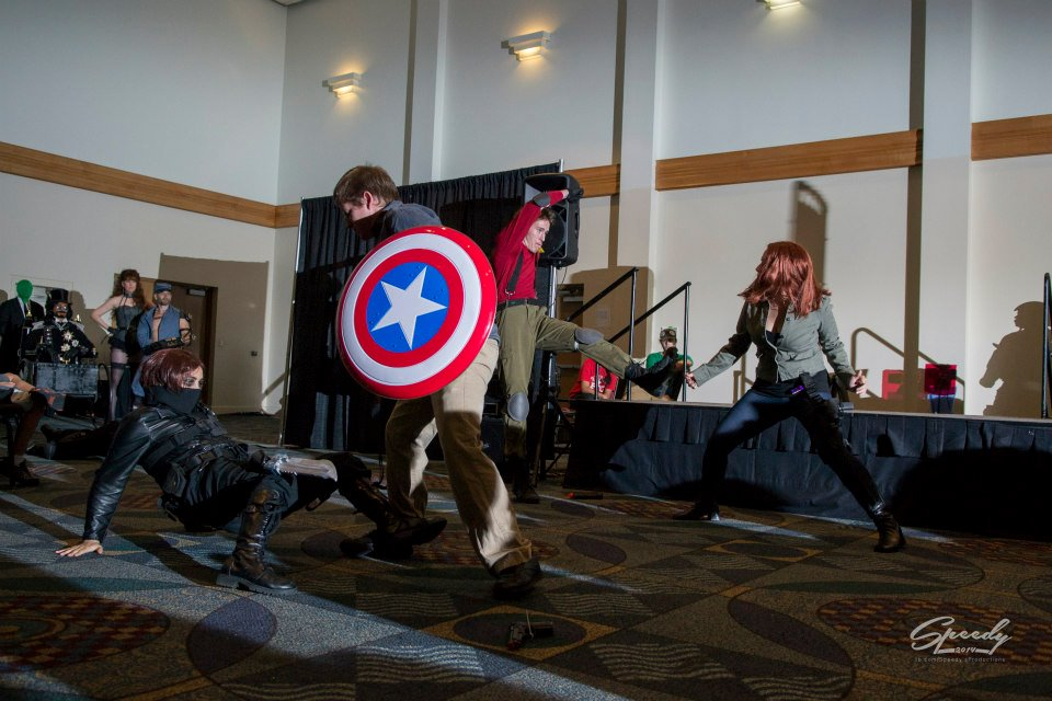 Captain America Winter Solider Performance by kierivi