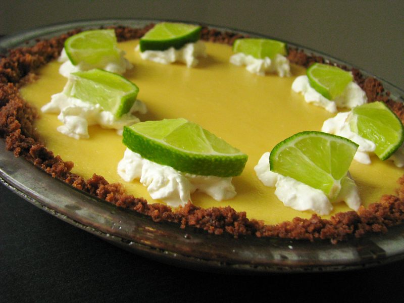 Key Lime Pie by SkuttyWan