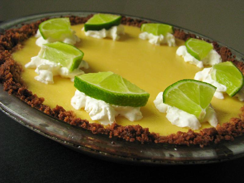 Key Lime Pie by SkuttyWan