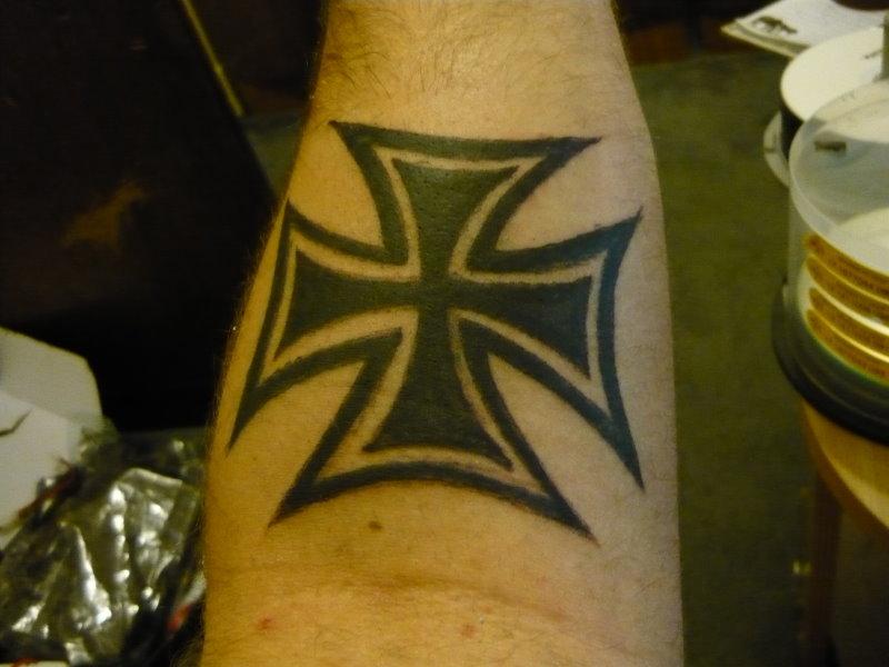 Iron cross tattoo by eyesofjoanofarc on deviantart iron cross tattoo by eyesofjoanofarc publicscrutiny Gallery