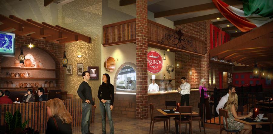 Brunos Italian Restaurant