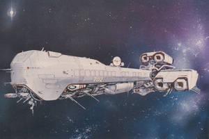 HMS Leviathan SCNV 702 by Katase6626