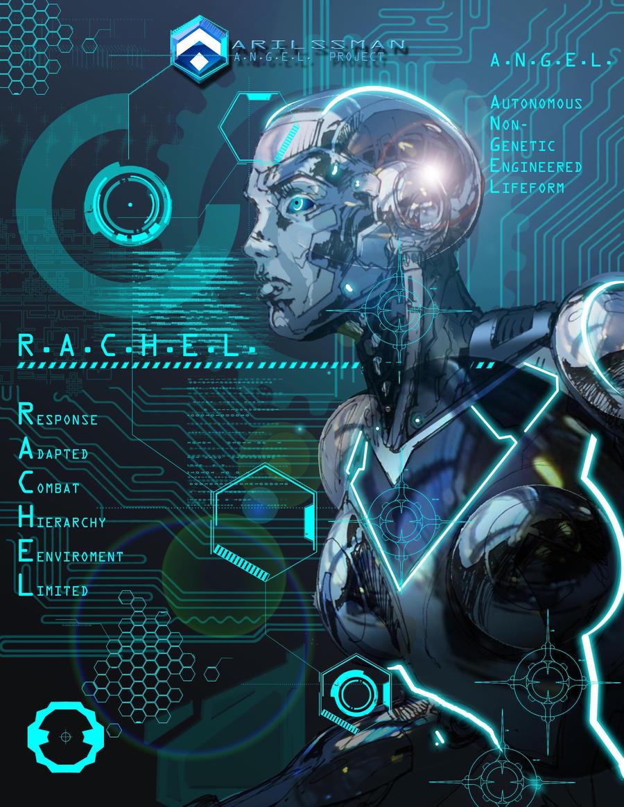 R.A.C.H.E.L. by Katase6626