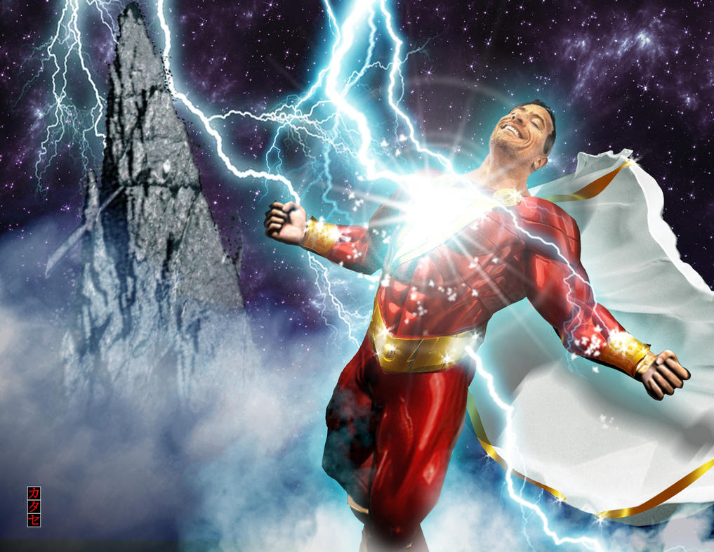 New 52 Shazam Wallpaper The NEW