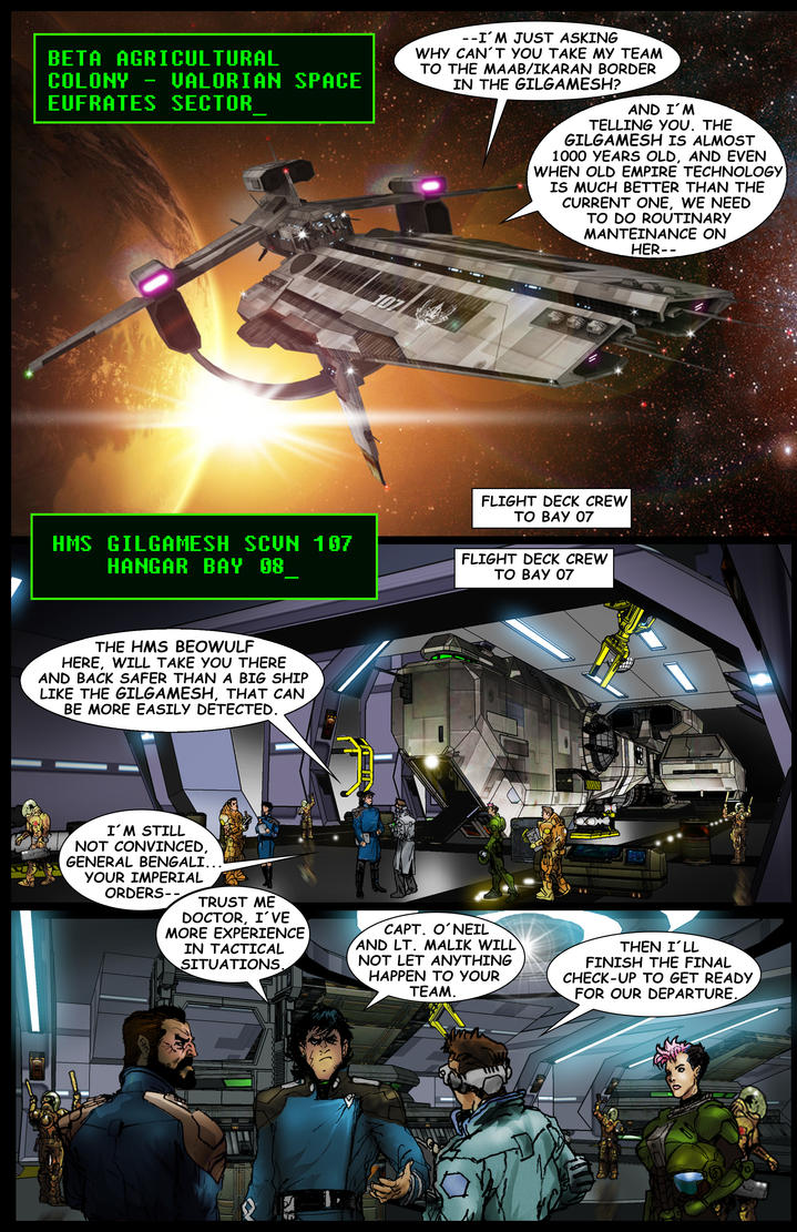 IMPERIVM - Chapter II - Page 12 by Katase6626