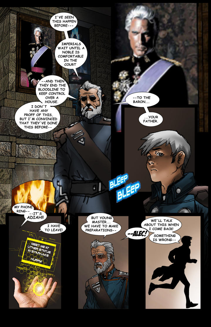 IMPERIVM - Chapter II - Page 24 by Katase6626