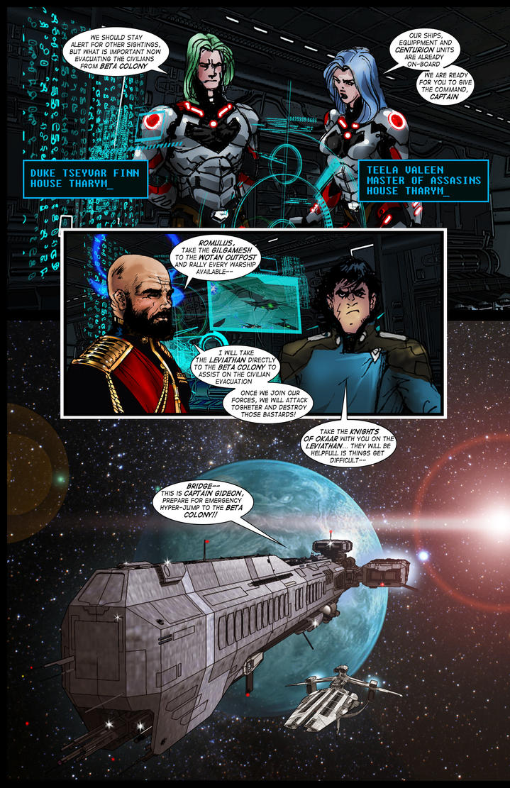 IMPERIVM - Chapter V - Page 12 by Katase6626