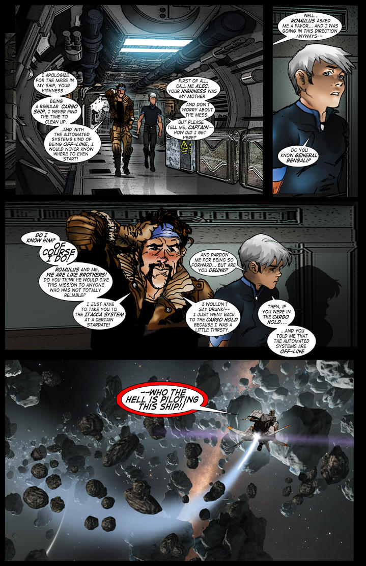 IMPERIVM - Chapter V - Page 14 by Katase6626