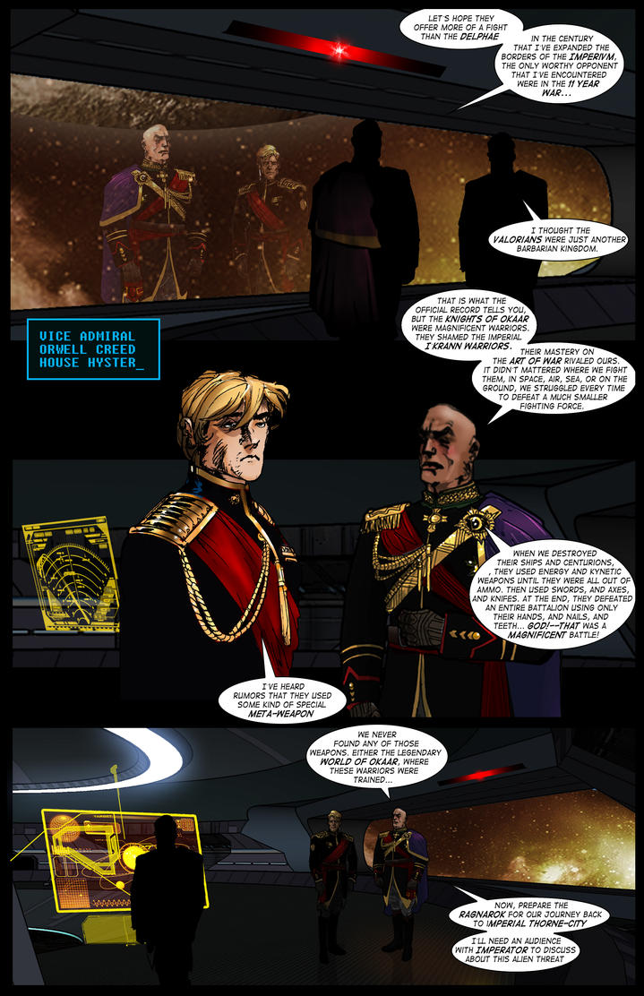 IMPERIVM - Chapter VI - Page 13 by Katase6626