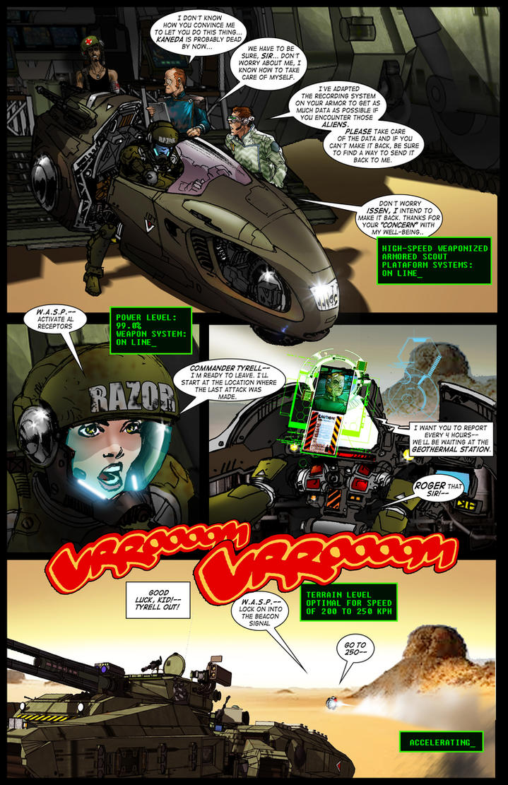 IMPERIVM - Chapter VI - Page 16 by Katase6626