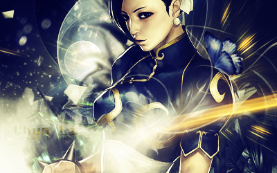 Chun Li [Street Fighter] by userGRAND