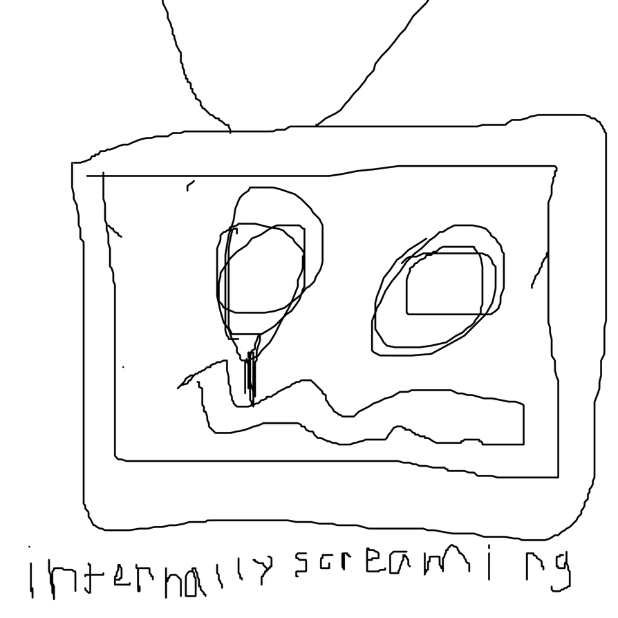 internallyscreaming by Vllctor