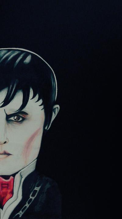 Johnny Depp in Dark Shadows by suddenlyvenusisme