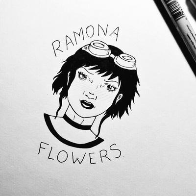 Oh Ramona  by suddenlyvenusisme