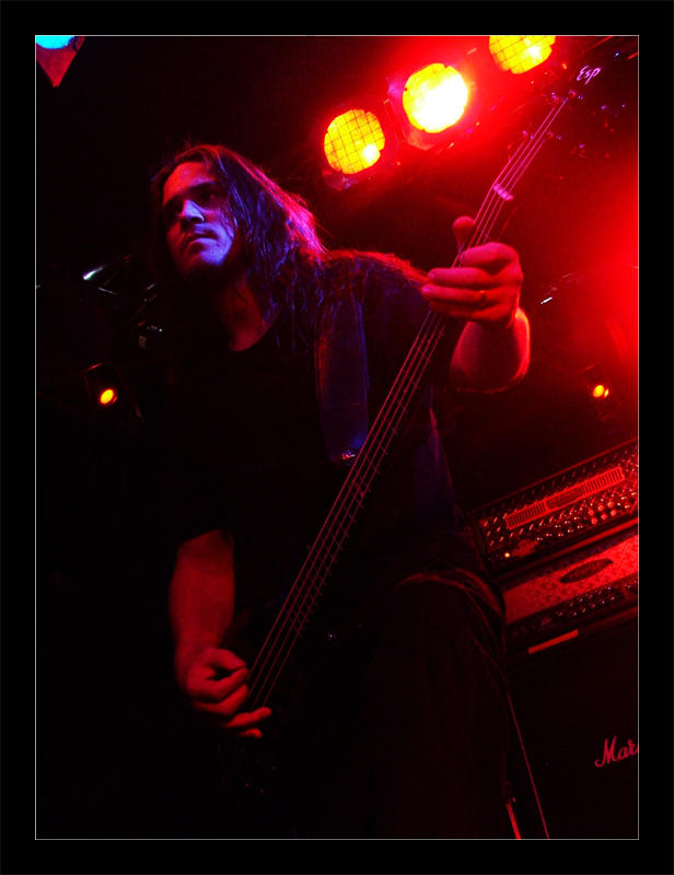 Mikael Hedlund - Bass by hypocrisy-fans