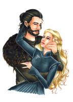 Jonerys by Ronrinesu