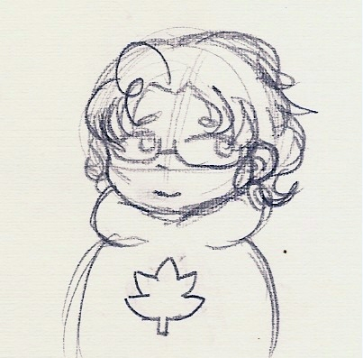 quiet canadian boy by CookieBandit23