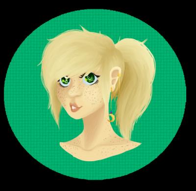 stars in her eyes by CookieBandit23