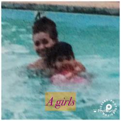 Ashley and Alyssa A girls