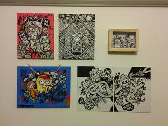 my room wall by donkeycoverup