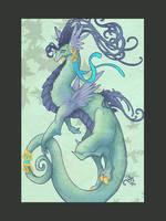 Untitled Dragon by Mythka