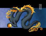 -Ling- Black Dragon
