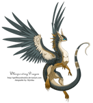 Custom -Whisperwing Dragon-