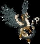 Custom -Whisperwing Dragon-