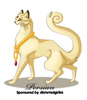 Persian by Mythka