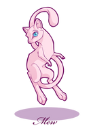 Mew by Mythka