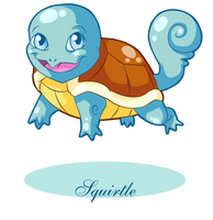 Squirtle by Mythka