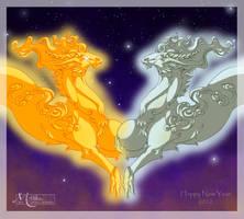 Year of the Dragon by Mythka