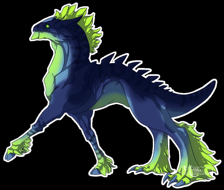 Dragon 2 by Mythka
