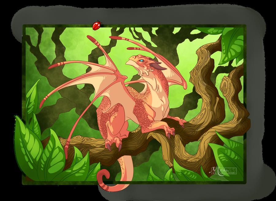 Dragon 13 by Mythka