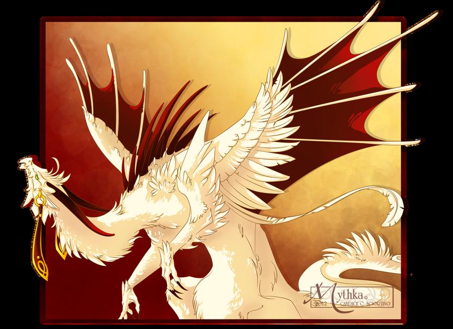 Dragon 16 by Mythka