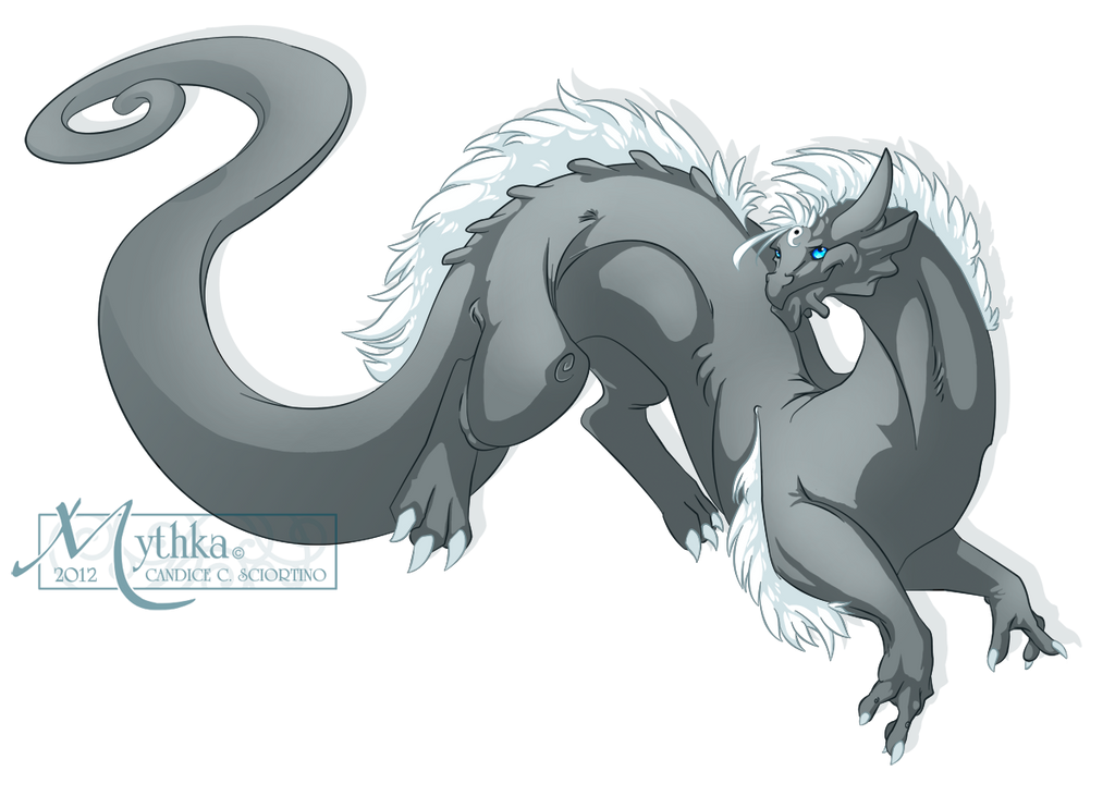Dragon #18 by Mythka
