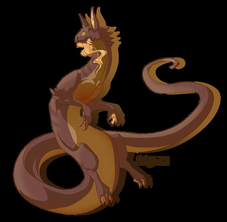 Dragon #24 by Mythka