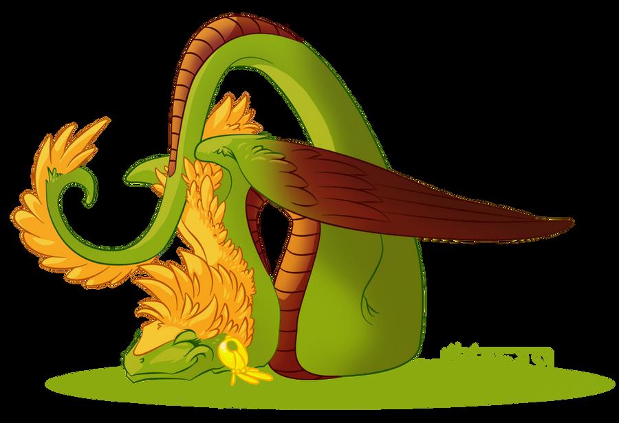 Dragon 25 by Mythka