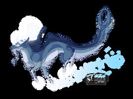 Dragon #34 -Commission- by Mythka